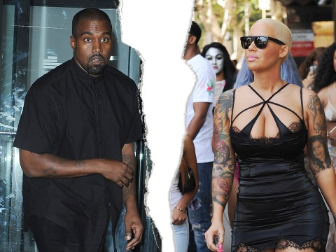 Amber Rose got VERY personal against Kanye West after his Twitter rant