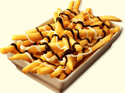 McDonald's announces chocolate-covered fries called the McChoco Potato