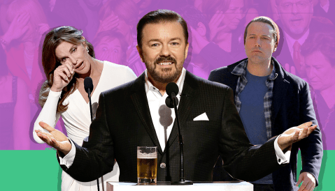 Golden Globes 2016: 25 celebrities Ricky Gervais mocked during the show
