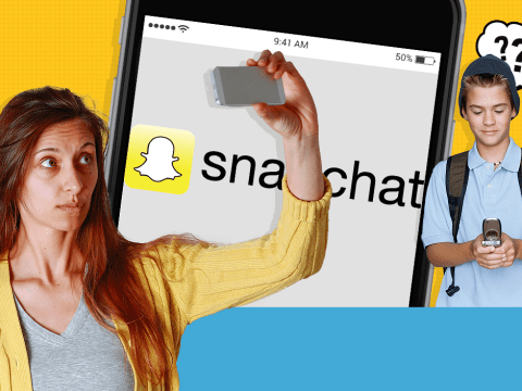 8 times mums tried to use Snapchat when they really, really shouldn't