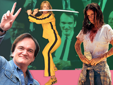 Quentin Tarantino confirms there is a link between all of his films and their characters too
