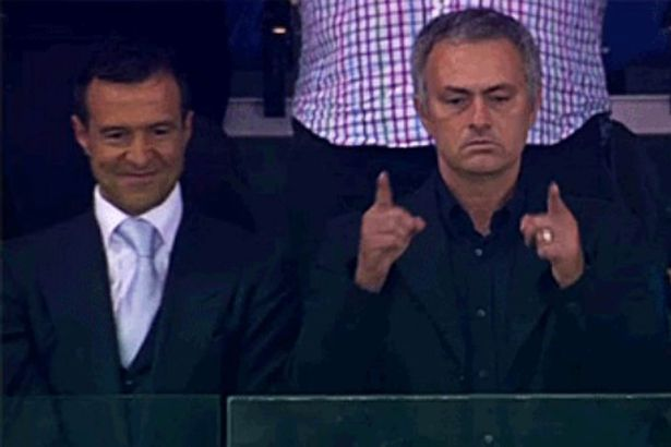 Jorge Mendes working on signing Jose Mourinho and Andre Gomes for Manchester United – report