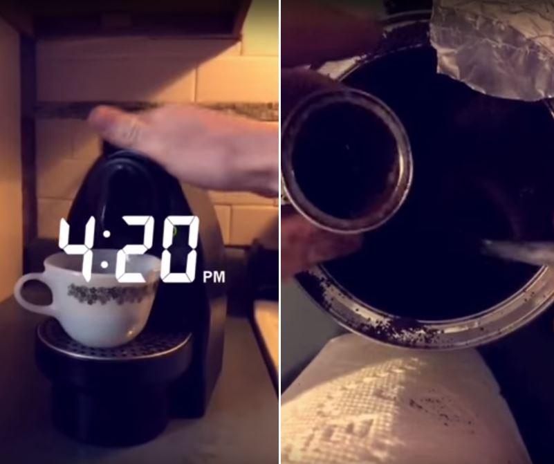 Nespresso hack