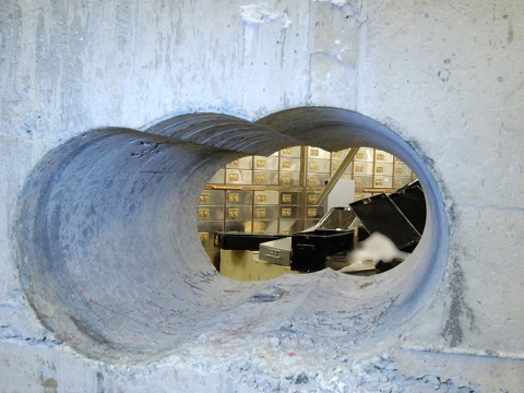 There's going to be a film based on the Hatton Garden heist