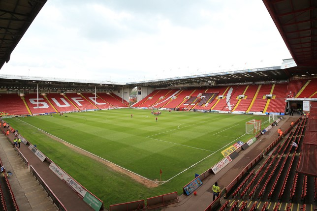 File photo dated 07-05-2015 of A general view of Bramall Lane PA