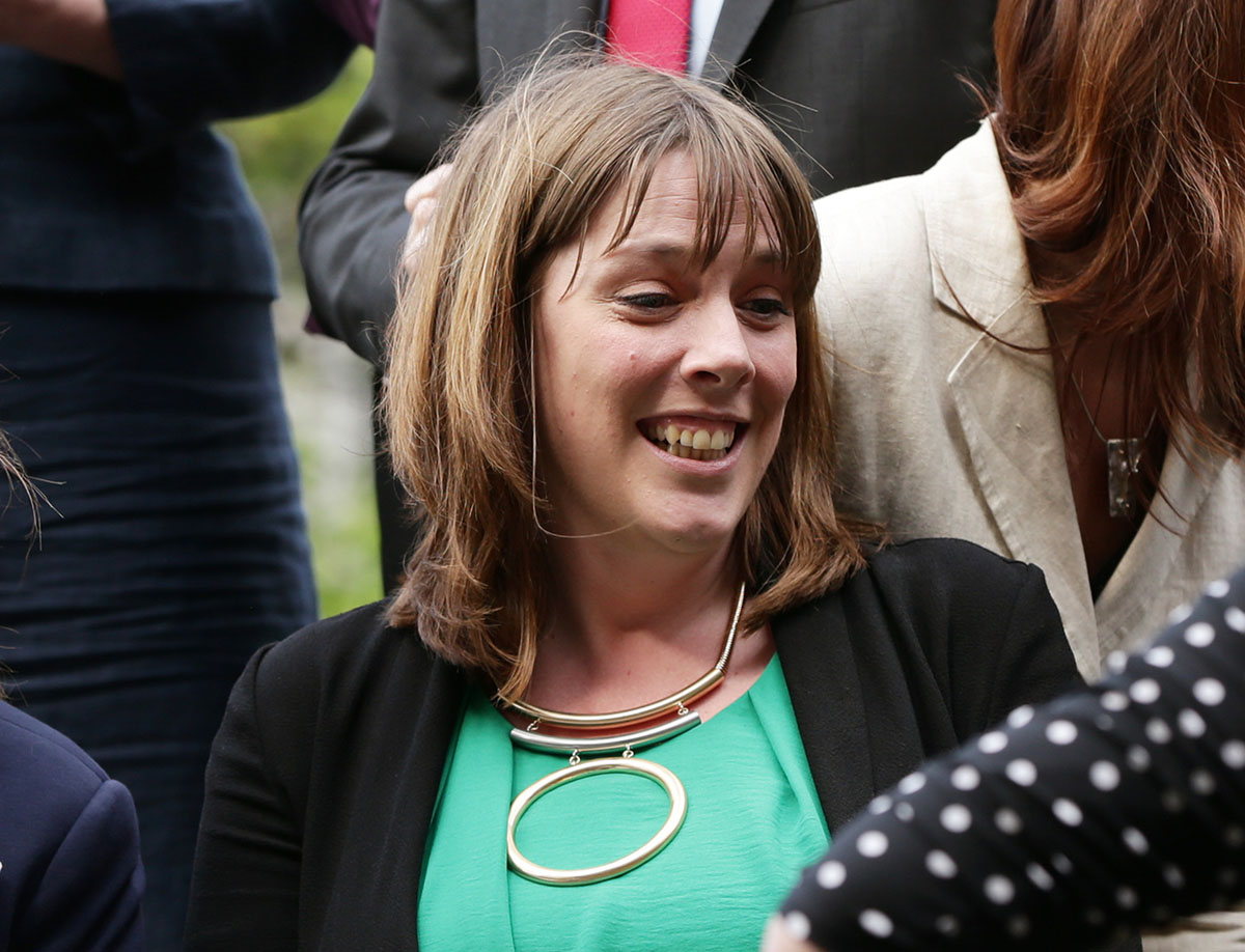 Jess Phillips MP said the UK shouldn't 'rest on its laurels' (Picture: PA)