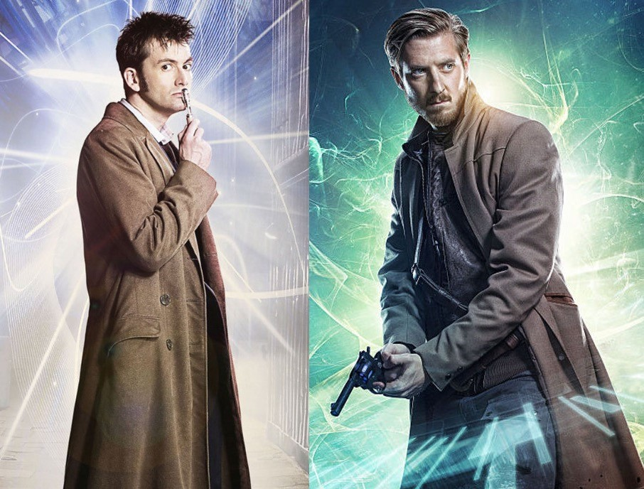 No Doctor Who in 2016? Why not watch DC's Legends Of Tomorrow instead – it's pretty much the same thing