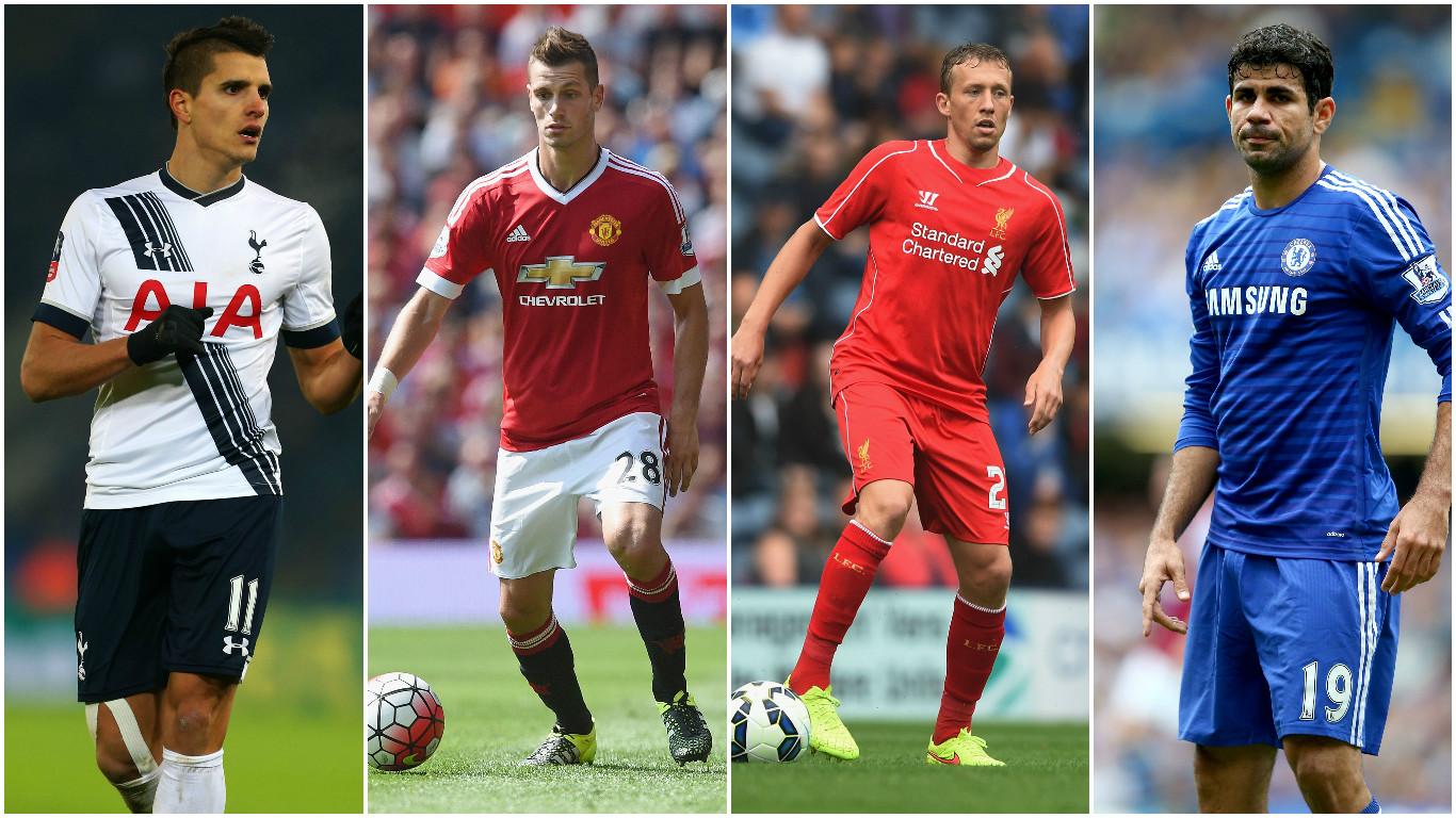 Revealed: The dirtiest Premier League players so far this season