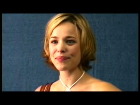 Watch Rachel McAdams incredibly intense audition tape for The Notebook