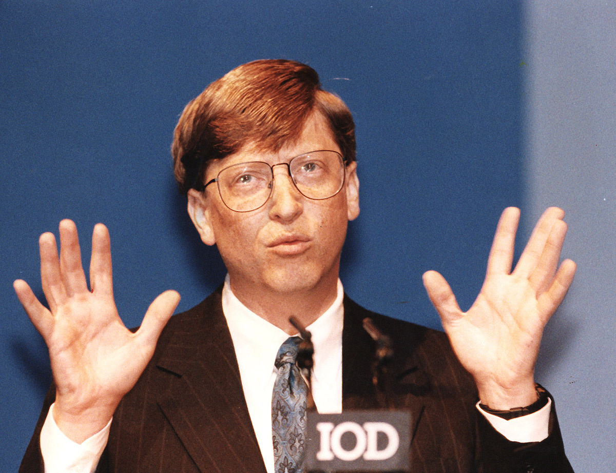 Think your boss is demanding? Bill Gates' confessions make him sound like a nightmare