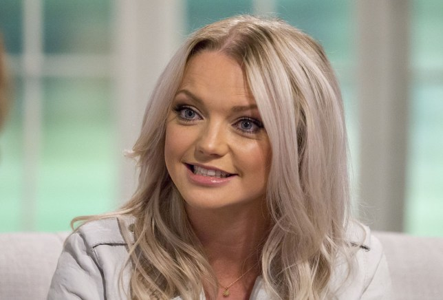 EDITORIAL USE ONLY. NO MERCHANDISING Mandatory Credit: Photo by Ken McKay/ITV/REX/Shutterstock (4514926y) Hannah Spearritt 'Lorraine' ITV TV Programme, London, Britain. - 10 Mar 2015 HANNAH SPEARITT - S Club 7 star Hannah Spearitt joins Lorraine to discuss her new role as a 'comeback popstar' in new play 'The Armour'. She's also about to have a comeback of her very own... as S Club 7 prepare to embark on their first tour in 12 years.