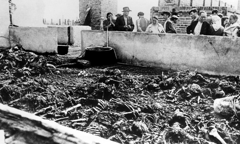 Holocaust Memorial Day 2017: Shocking photos show the horrors of the
