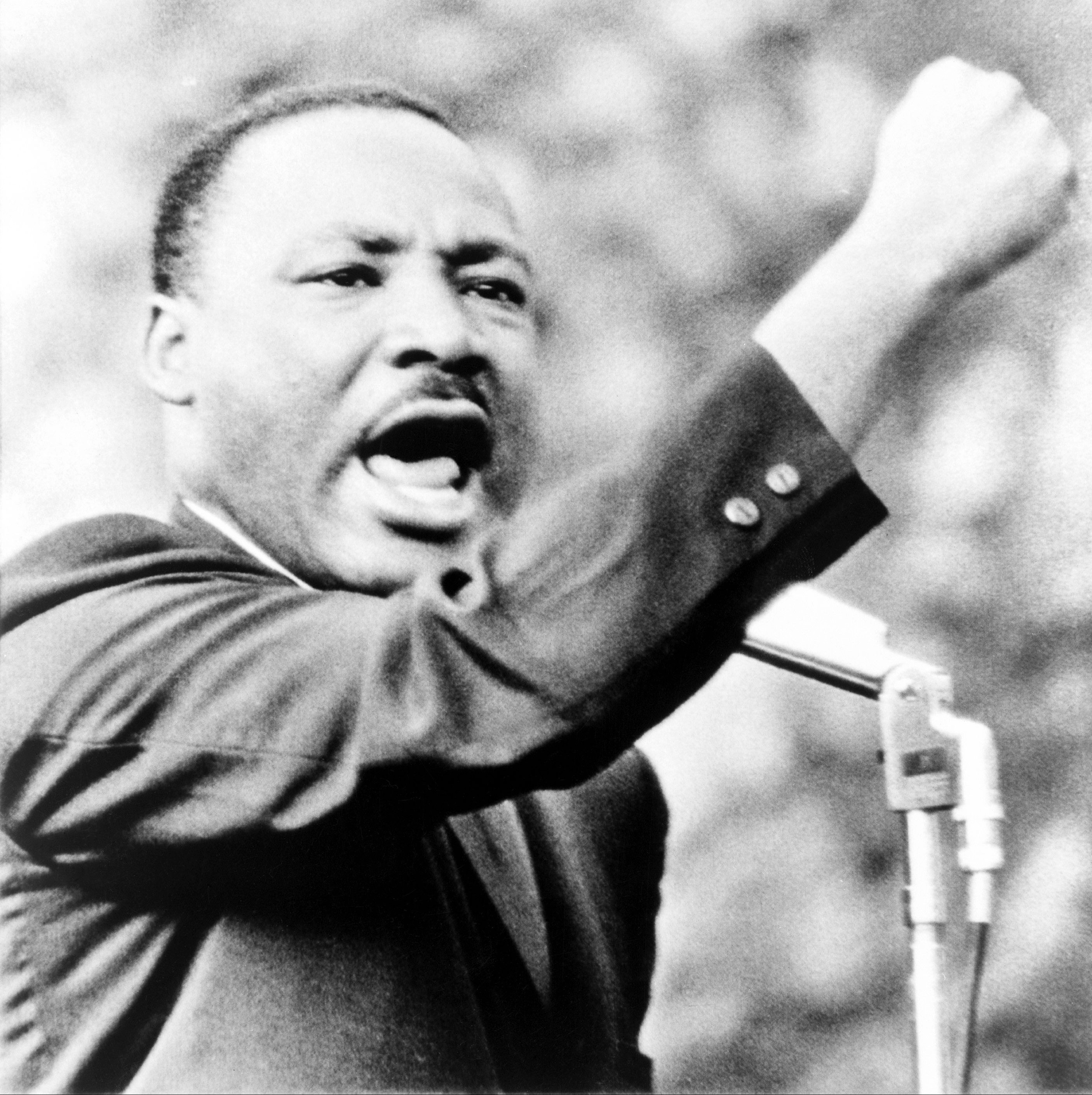 Listen to Martin Luther King's Nobel Peace Prize speech in full for the first time