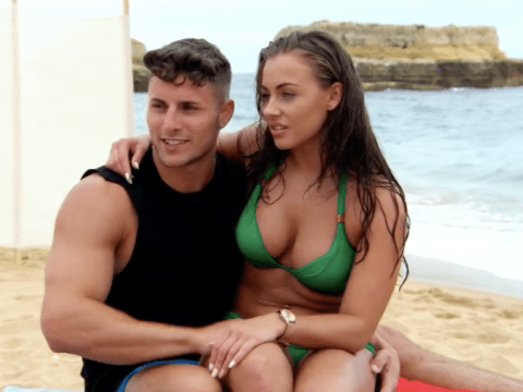 Ex On The Beach season 4 episode 2: Scotty T's ex-girlfriend Ashleigh Defty shows up to party with the Geordie Shore star and his new squeeze Megan McKenna