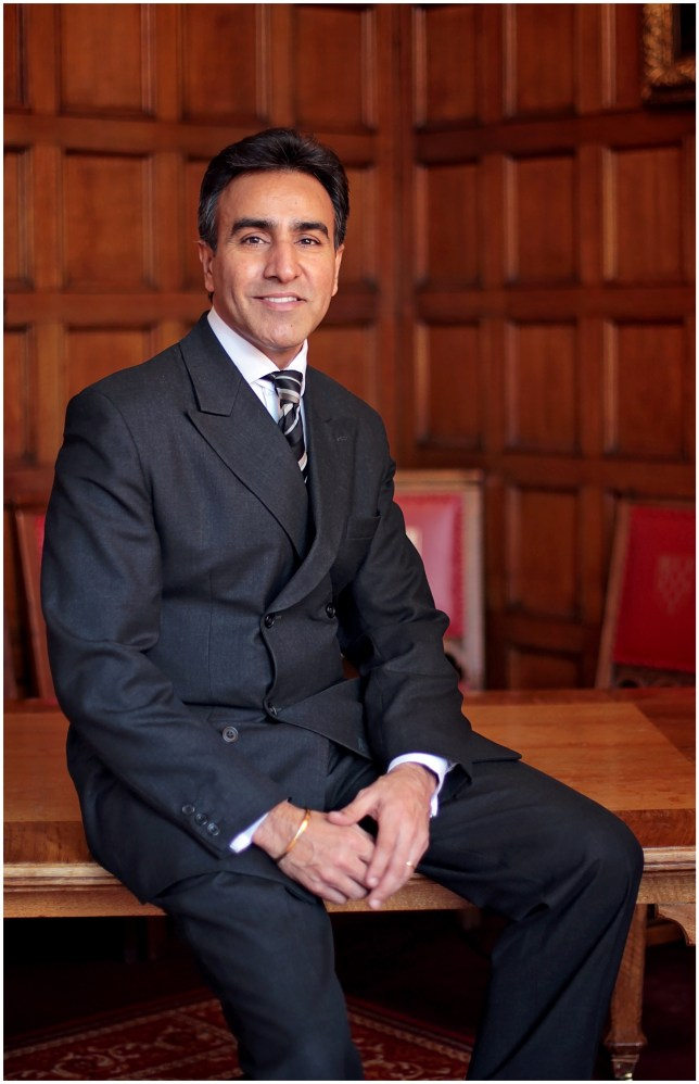 Jo Sidhu QC has been a barrister for 23 years (Picture: Vera Bardo)