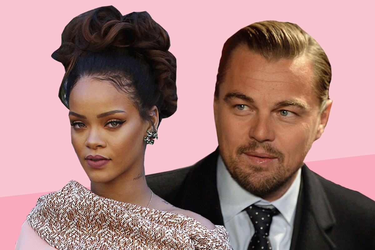 Are Rihanna and Leo hooking up once more? (Picture: Metro)