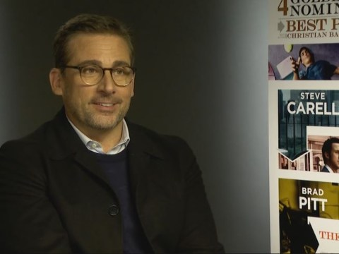 The Big Short's Steve Carell says Ricky Gervais hasn't asked him to be in the David Brent movie