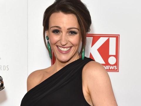 National Television Awards 2016: Suranne Jones reveals pregnancy as she talks Doctor Foster series 2
