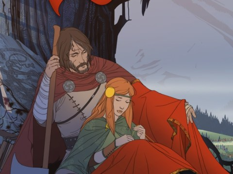 The Banner Saga PS4 review – beautiful strategy