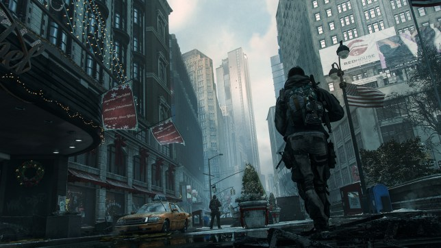 The Division - planning for the future