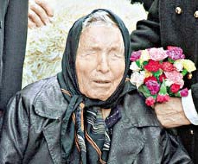 Baba Vanga got a whole lot wrong Credit: Wikimedia