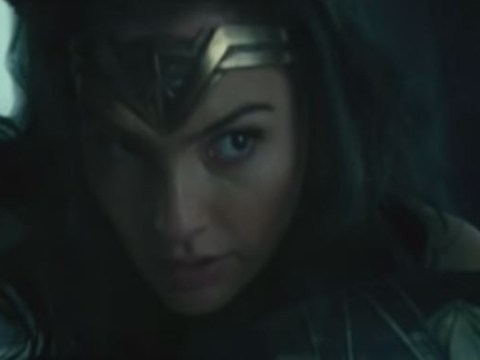 First footage from Wonder Woman shows just how badass she is