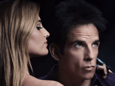 Ben Stiller brings out the Blue Steel for spoof perfume ad in Zoolander 2 trailer