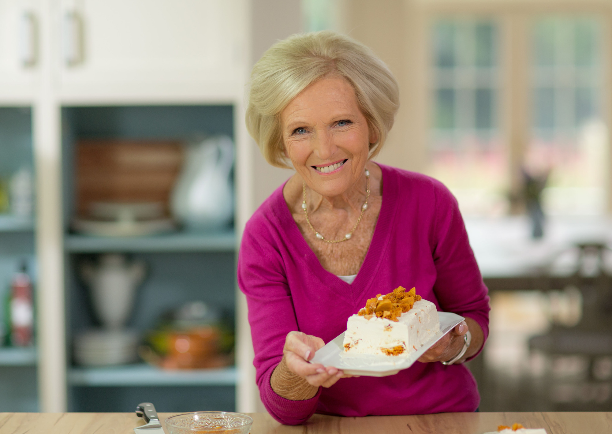 Mary Berry's US Bake Off show axed by American network
