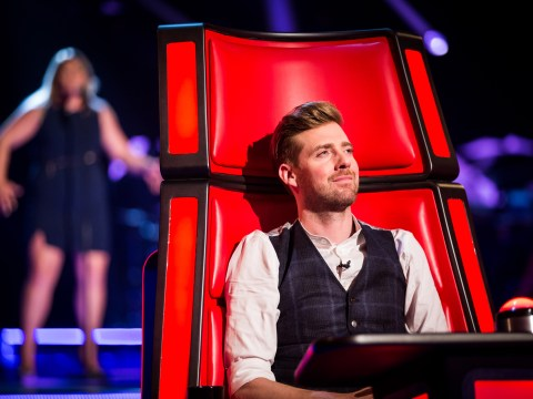 The Voice judge Ricky Wilson has made a very ironic dig at The X Factor