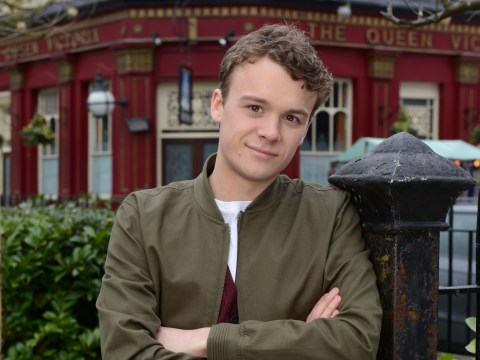 EastEnders spoilers: First look at the new Johnny Carter as he arrives in Albert Square