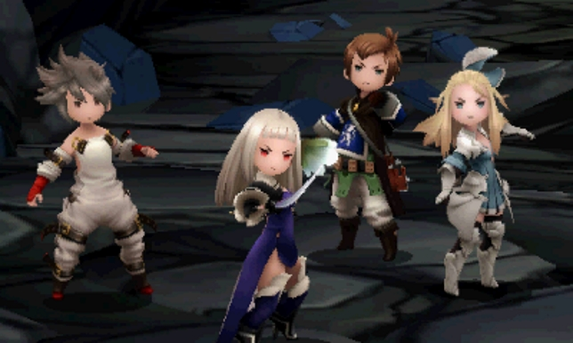 Bravely Second: End Layer (3DS) - Final Fantasy is back, kind of