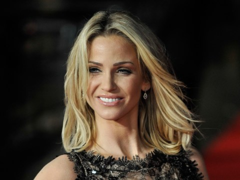 The Jump's Sarah Harding had a fling with a 21-year-old who still lived with his parents