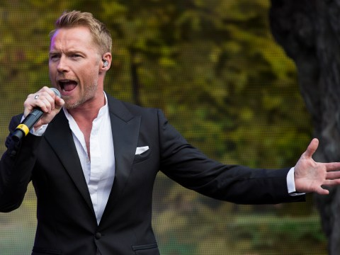 Ronan Keating is the latest star to make a dig at 'gimmicky' X Factor – and he wants it rested