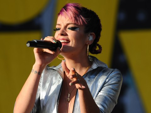 Lily Allen launches into 'online rant about lack of grime artists nominated at the Brit Awards'
