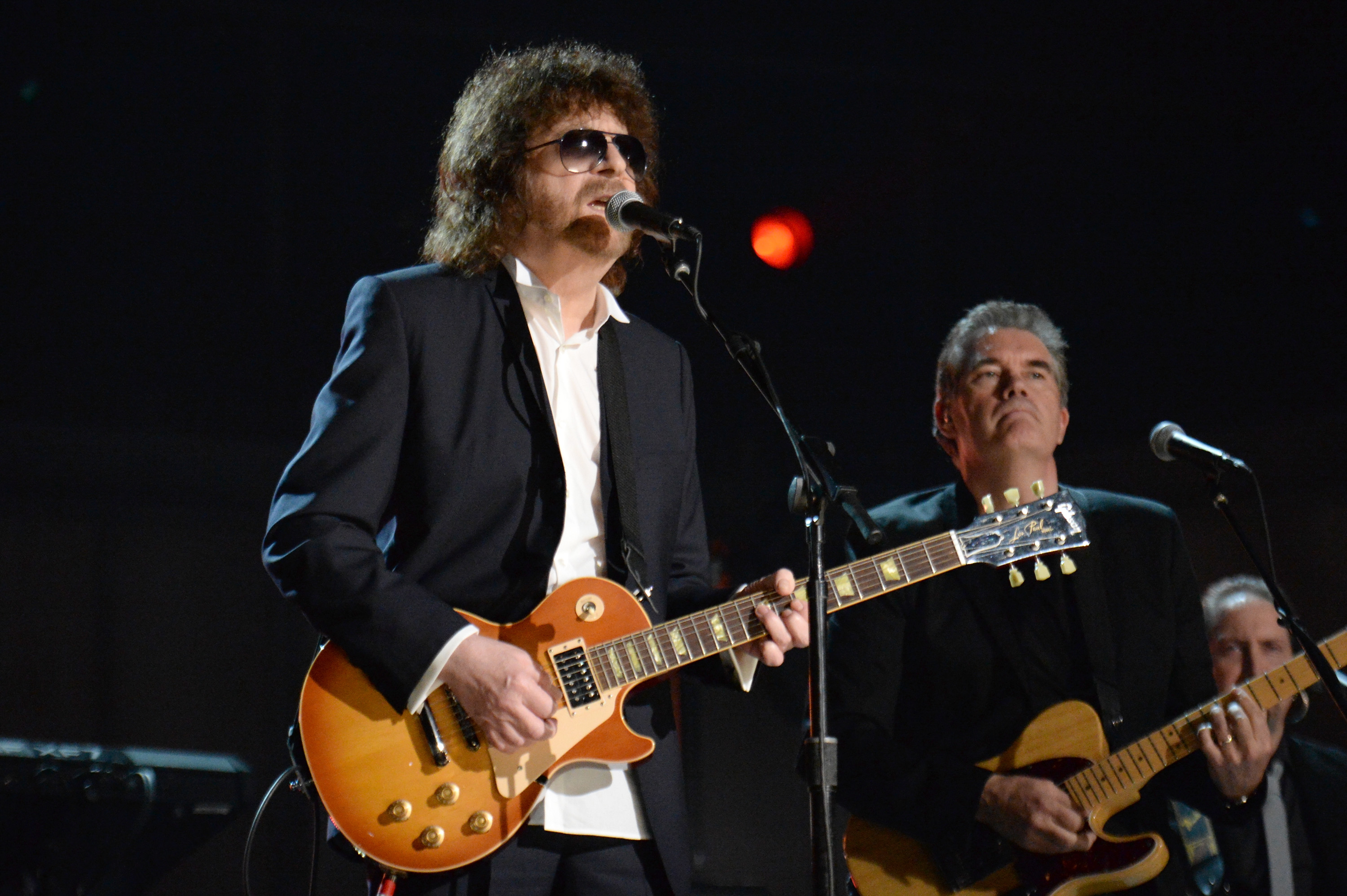 Jeff Lynne's ELO are playing the Legends slot at Glastonbury 2016