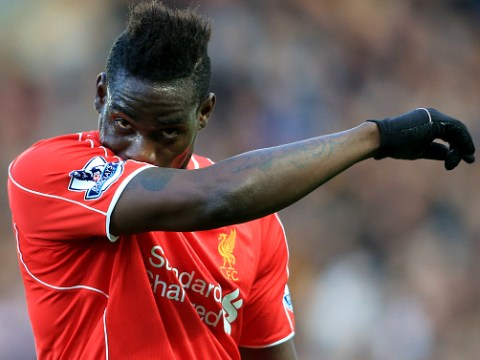 Liverpool chief in China to discuss selling Mario Balotelli