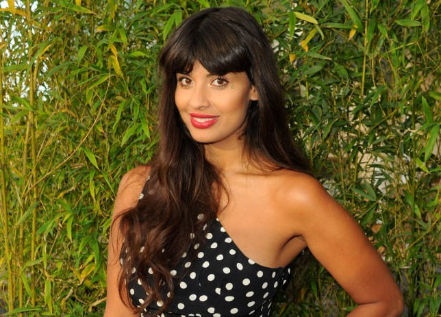 LONDON, ENGLAND - JUNE 03: Jameela Jamil celebrates the 2015 Baileys Women's Prize for Fiction winner announcement at the Royal Festival Hall on June 3, 2015 in London, England. (Photo by Eamonn M. McCormack/Getty Images for DIAGEO)