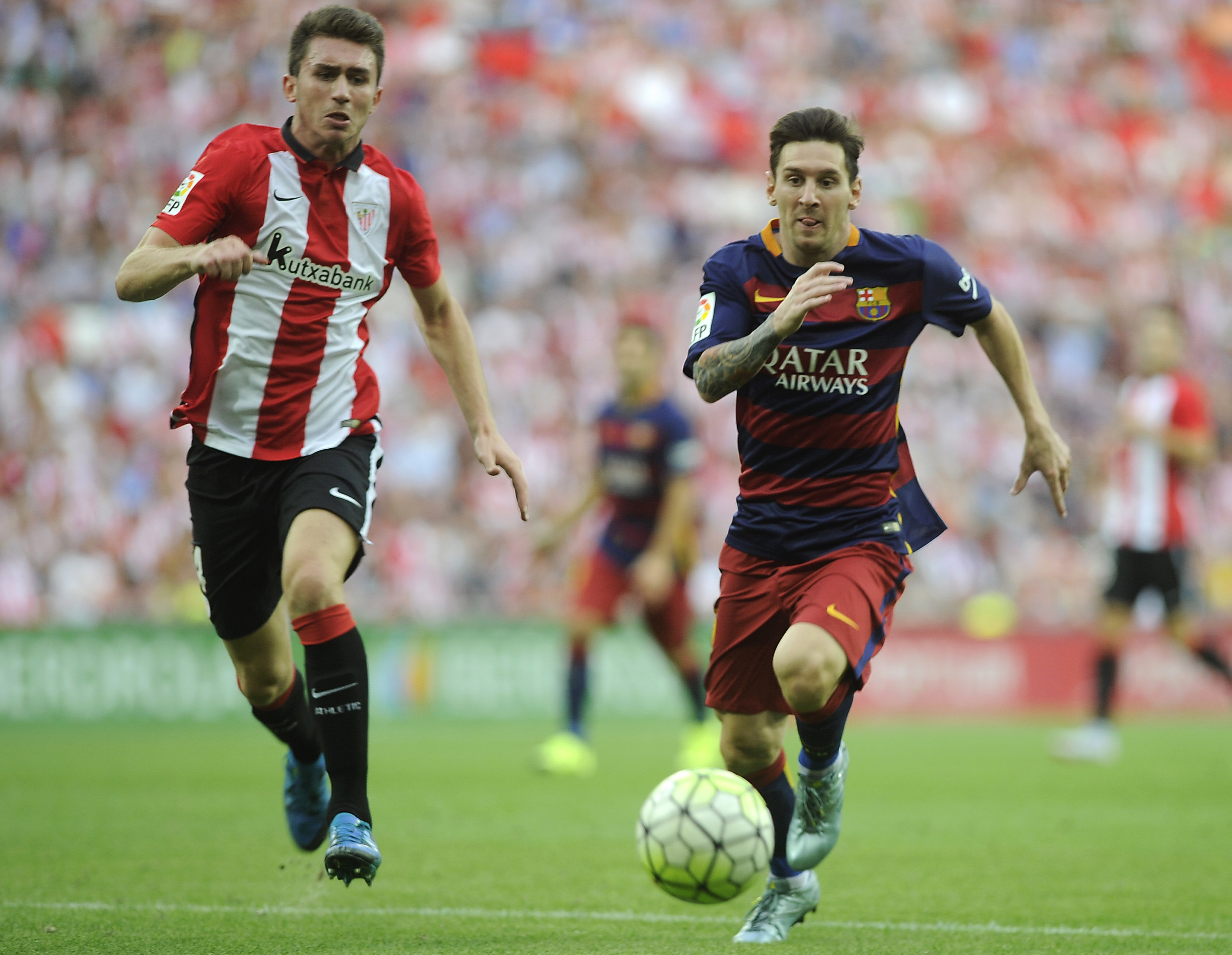 Rumour: Manchester United make contact with Aymeric Laporte's representatives ahead of transfer