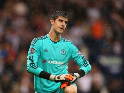 Thibaut Courtois says Chelsea's horror season can be salvaged only with cup success
