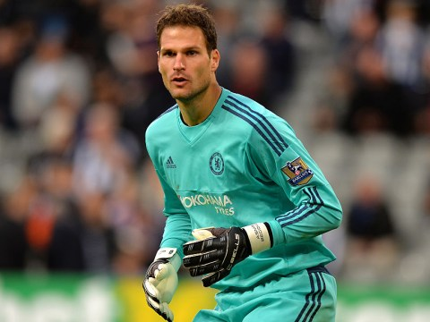 Asmir Begovic ready to seal transfer away from Chelsea this summer