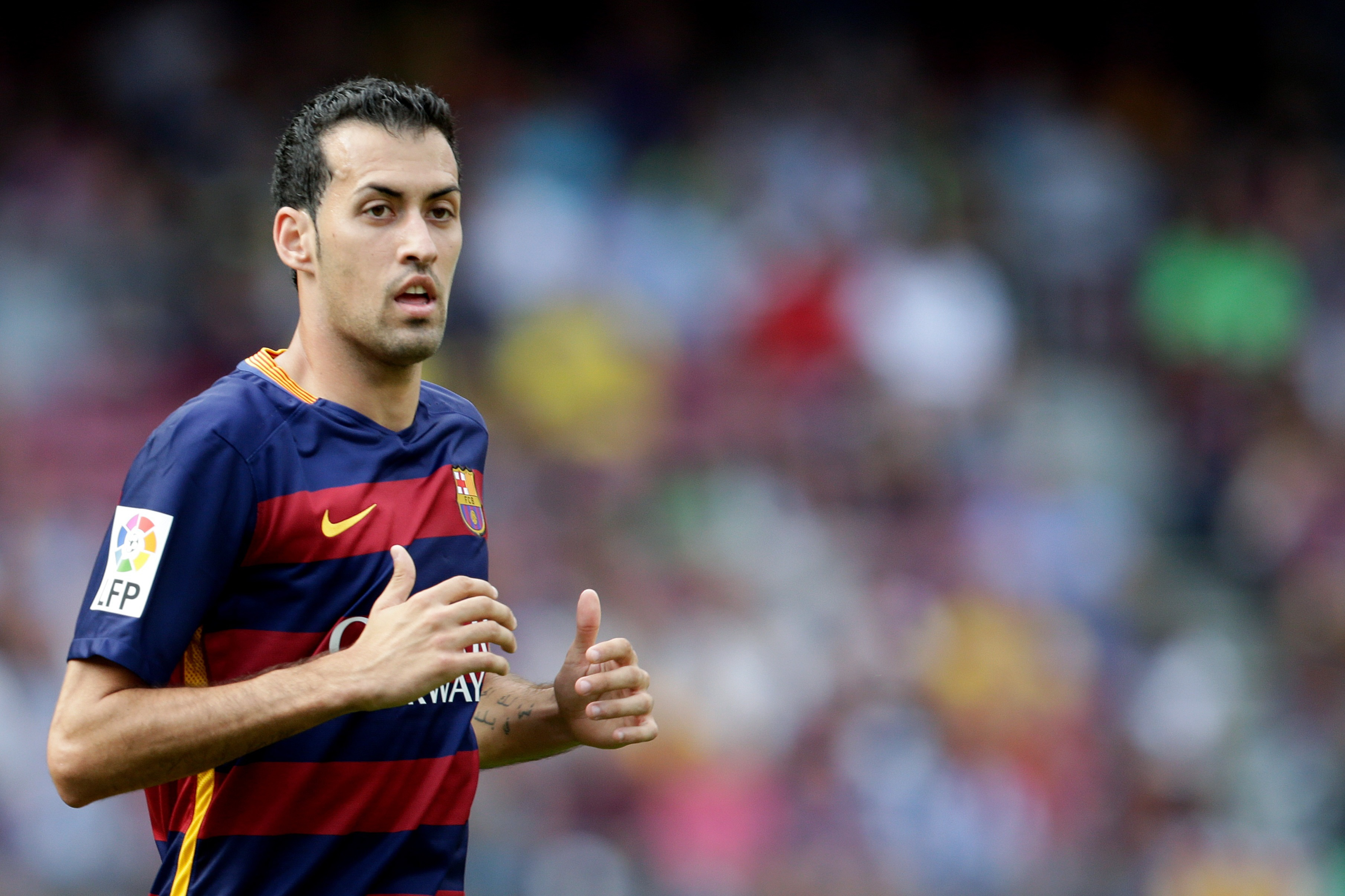 Sergio Busquets: Pep Guardiola is the only person who could make me leave Barcelona