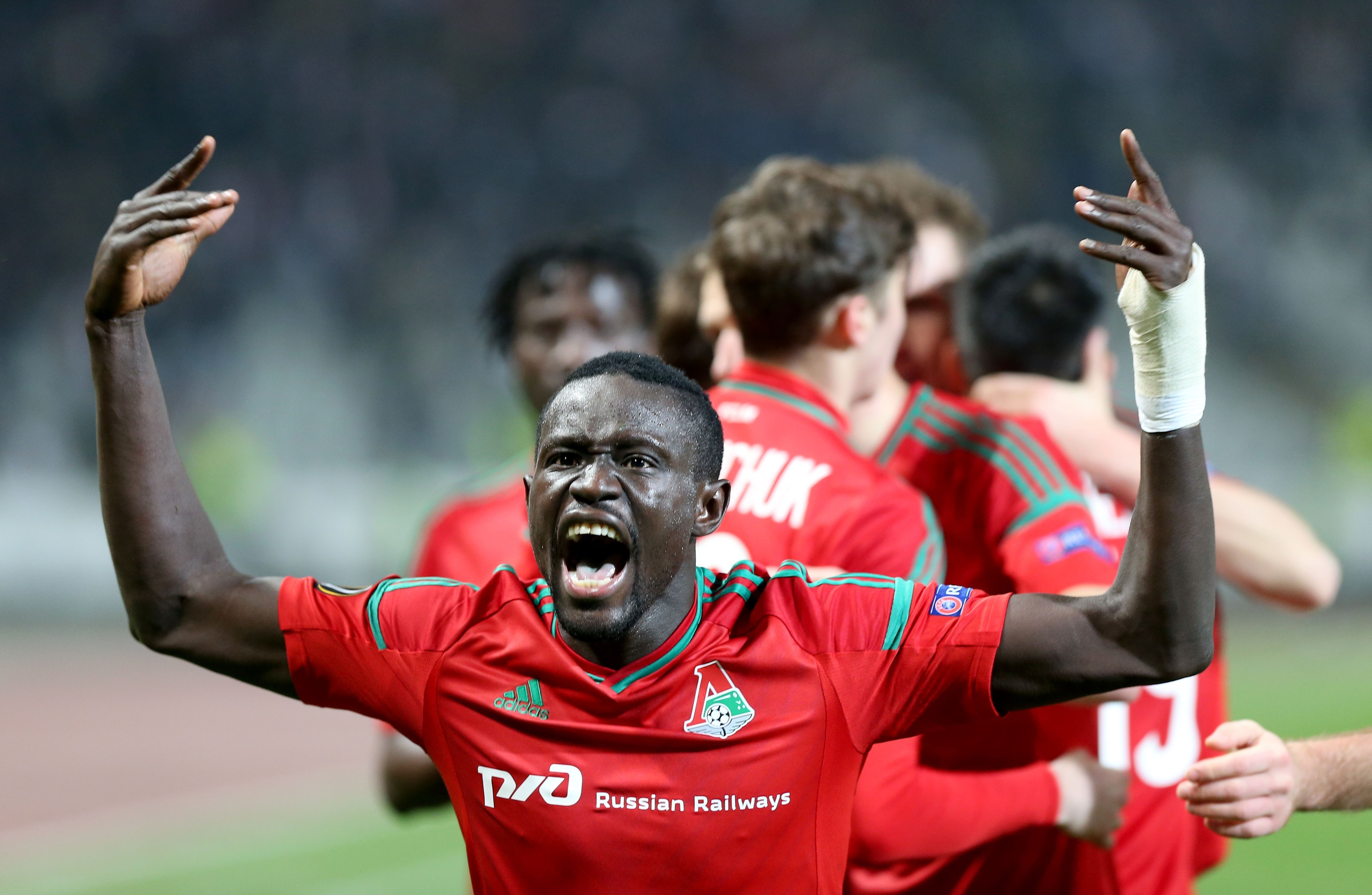 Everton hold medical for Manchester United target Oumar Niasse ahead of massive £13.5million transfer