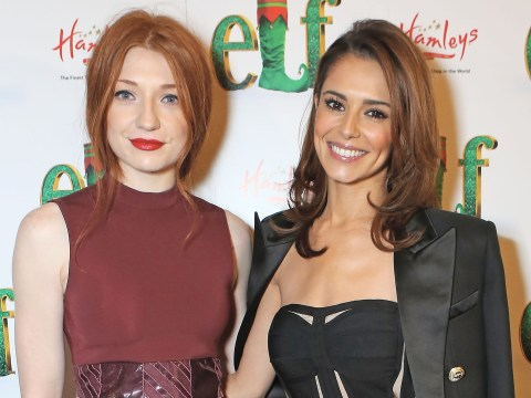 Cheryl is petitioning for a redheaded princess emoji for Nicola Roberts and we are 100% behind her