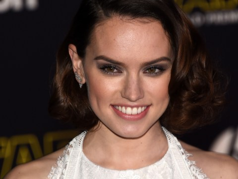 Star Wars' Daisy Ridley set to record a song with a 'massive superstar'
