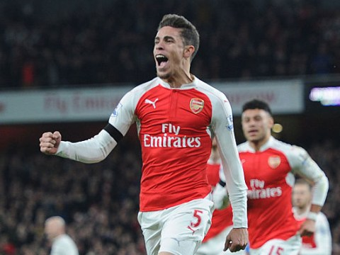 Gabriel available for Manchester United clash, confirms Arsene Wenger