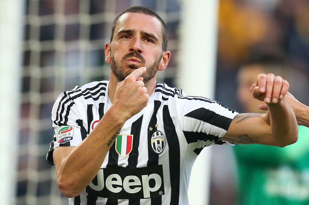Antonio Conte could make transfer move for Leonardo Bonucci at Chelsea