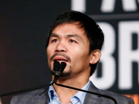Manny Pacquiao deletes Instagram post quoting bible verse calling for execution of homosexuals