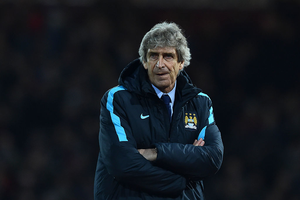 Manuel Pellegrini wants to stay in England after Manchester City job and has sights set on Chelsea