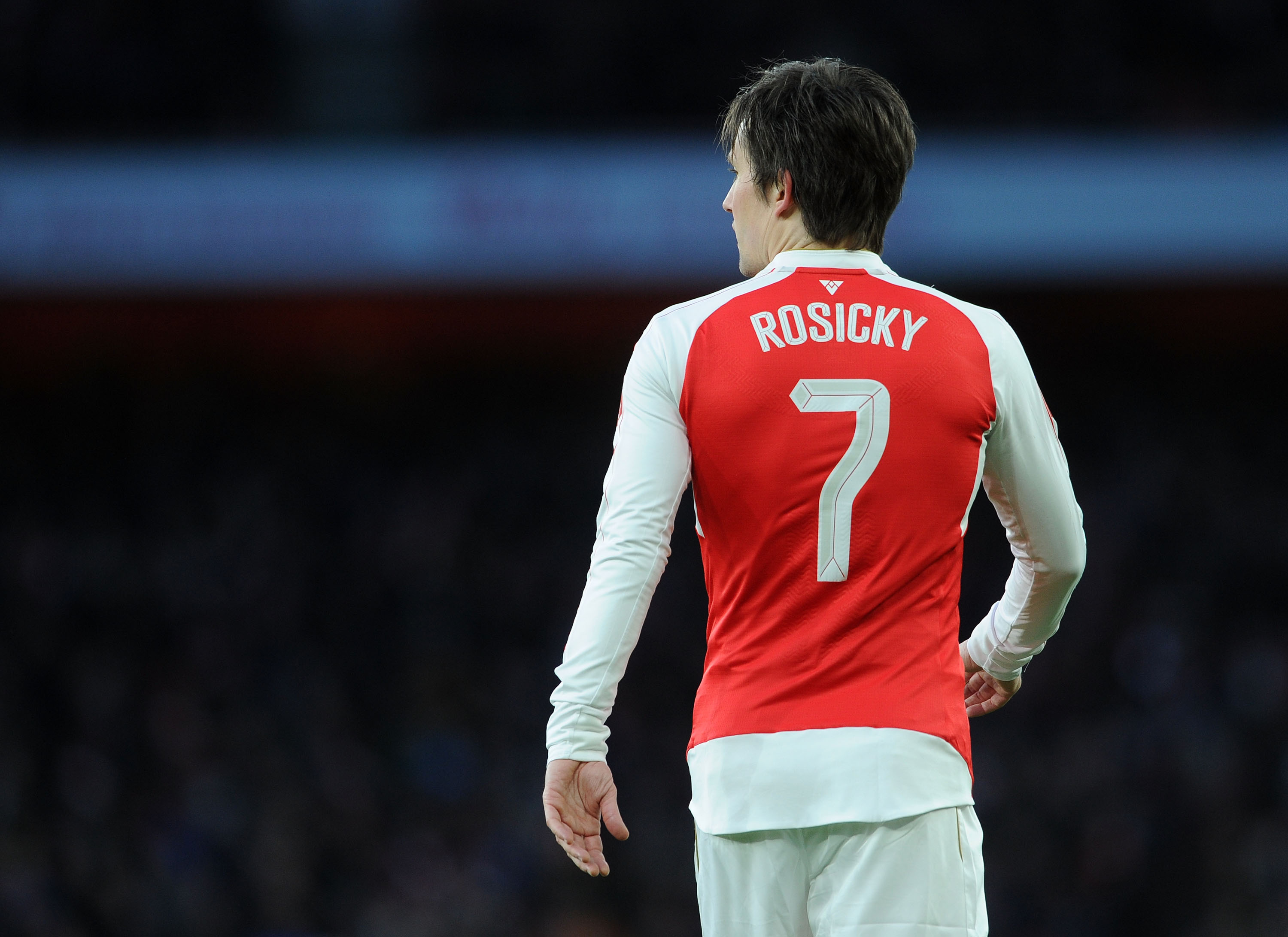 Rosicky: Emirates reception brought tears to my eyes and I will return