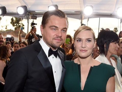 Kate Winslet is only going to the Oscars to see Leonardo DiCaprio win
